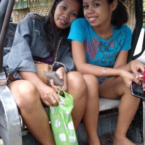 Filipina Lesbians on Trike Patrol