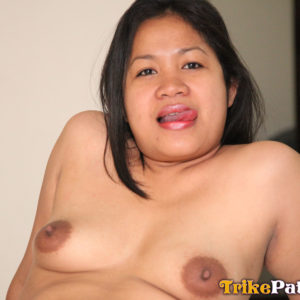Mature Asian tits