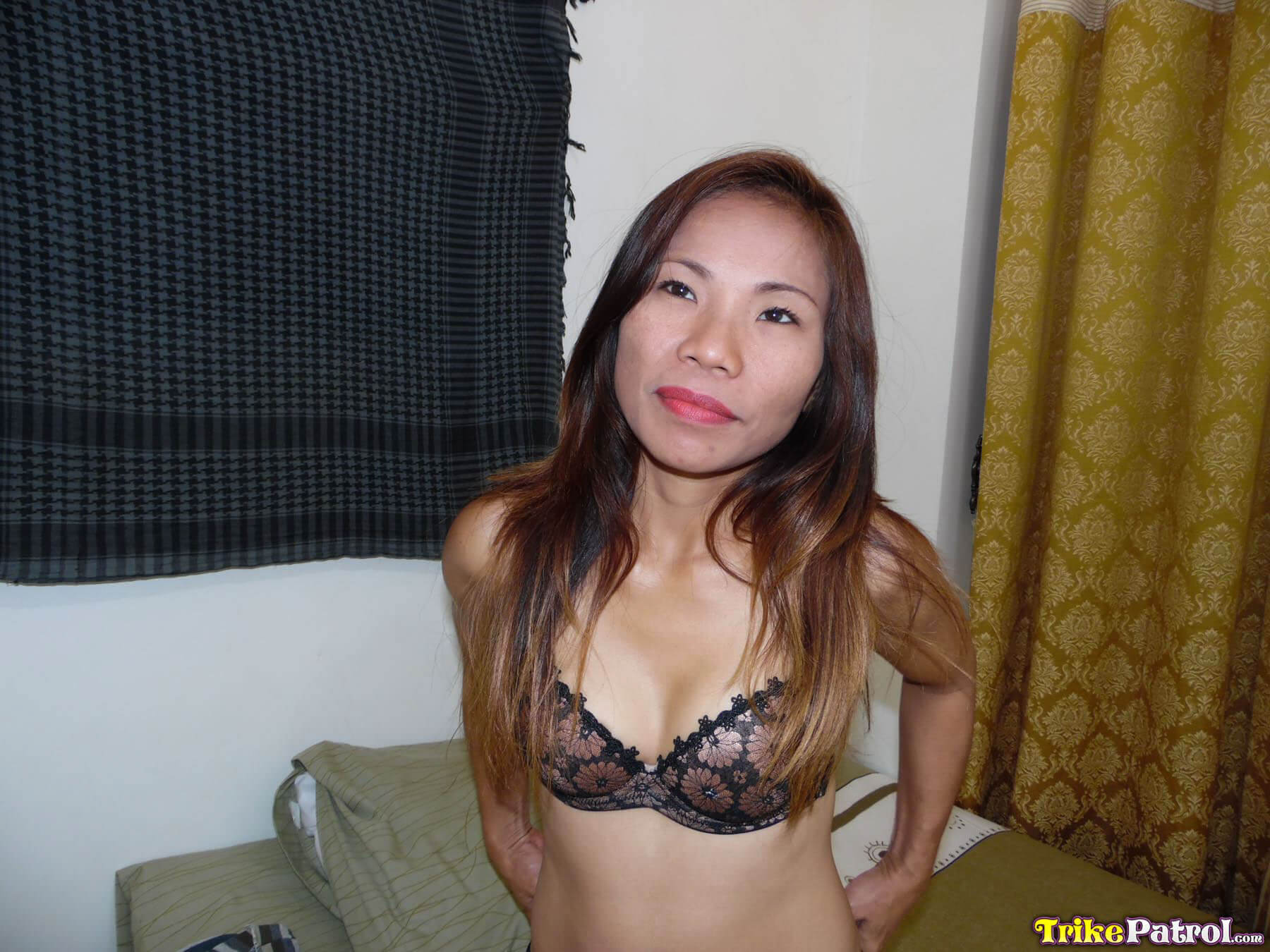 Sexy On Blonde Cam Strips