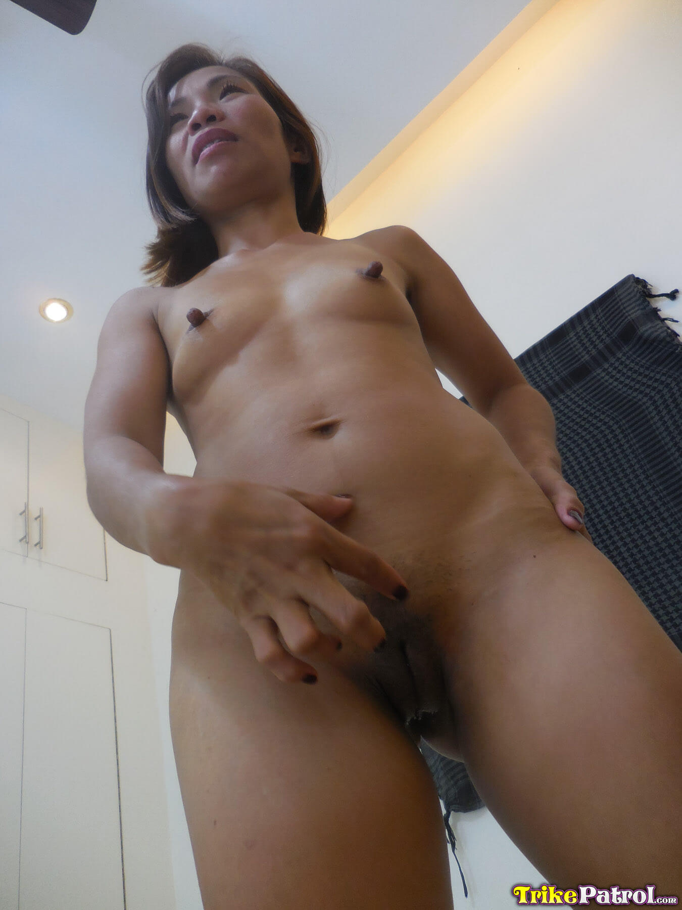 30 year old filipina milf shows her nice boobs and pussy 2