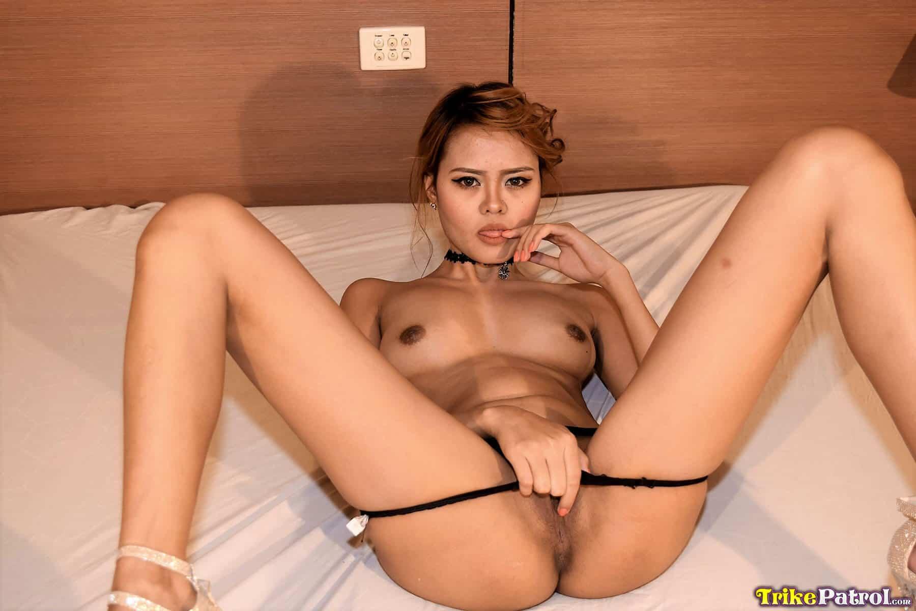 Cum in my brazilian ass