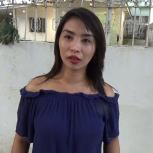 Pinay babe met on street