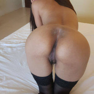 Perfect Asian ass waiting to be fucked